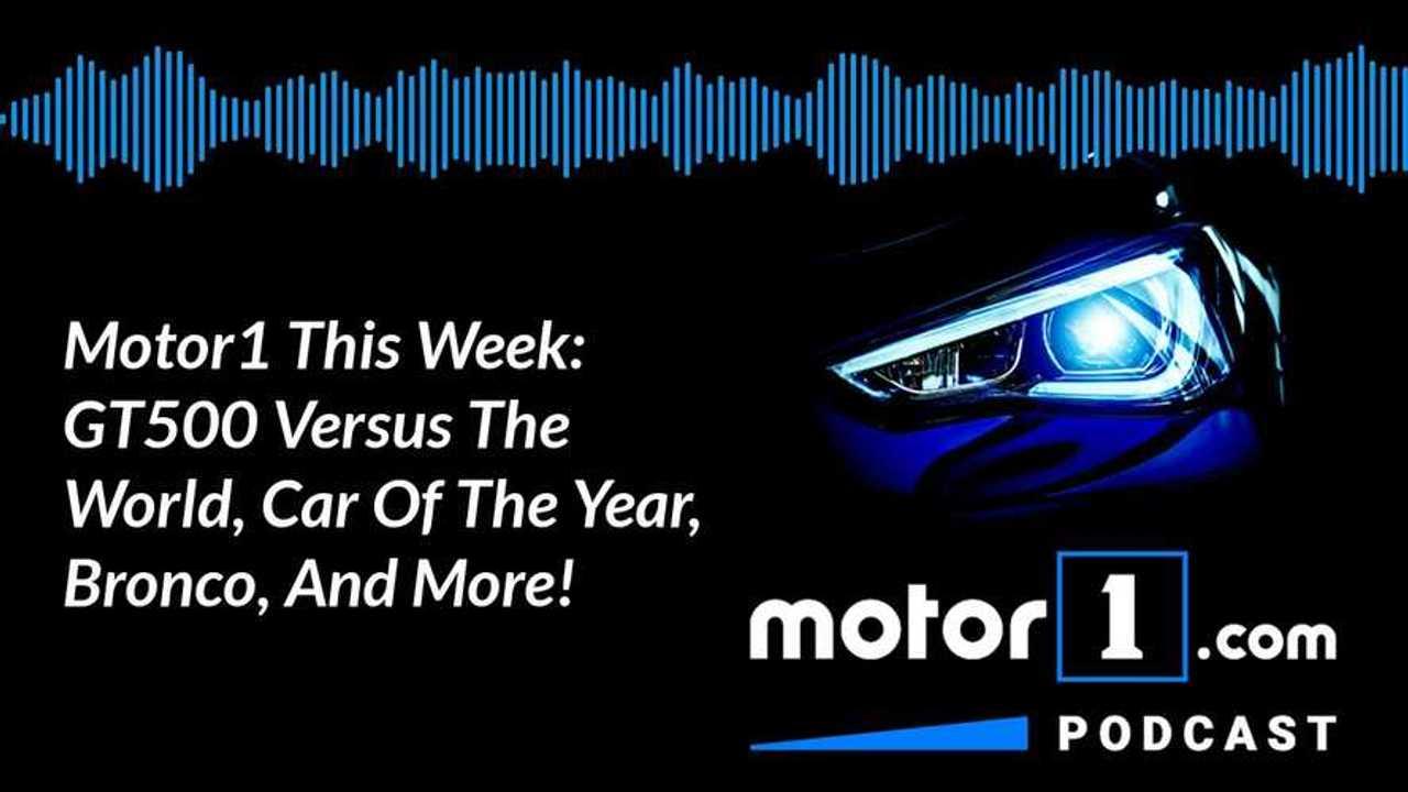 Motor1 Podcast #32