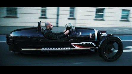 Alex Goy tells the tale of his Morgan 3 Wheeler in new film