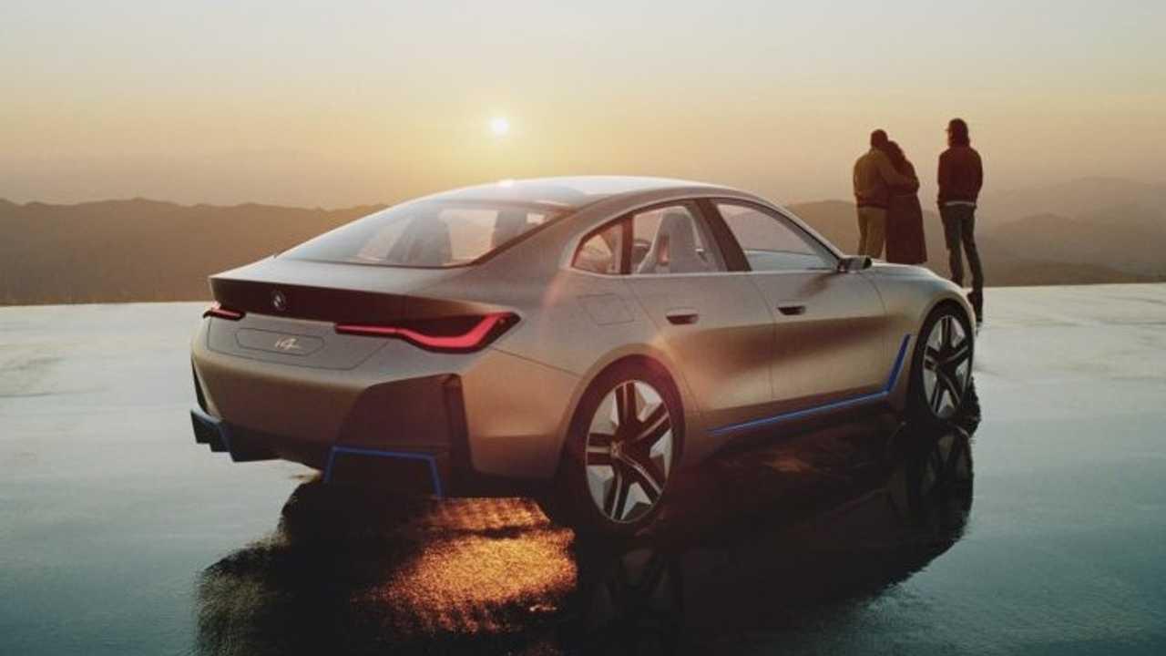 BMW Concepció i4