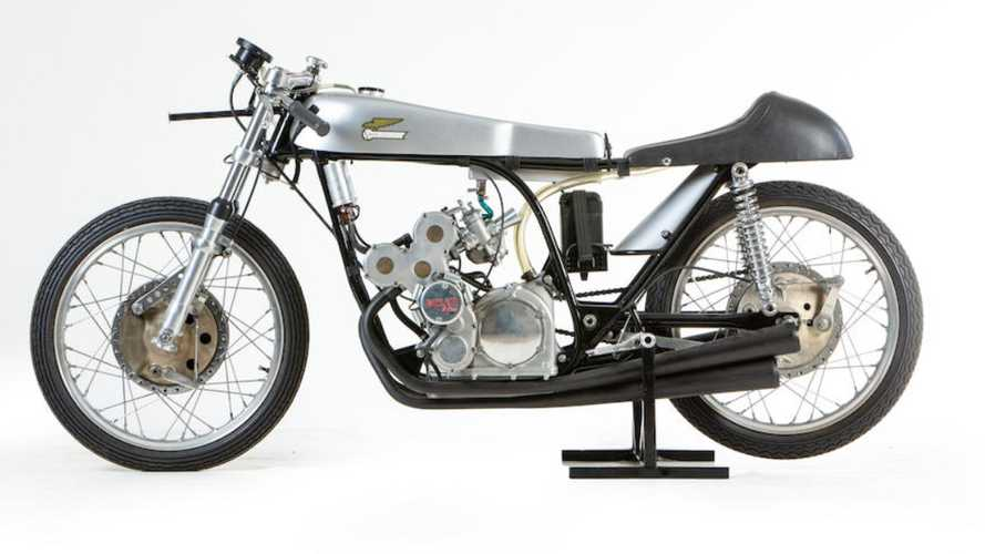 One-Of-A-Kind Ducati GP Racer Could Break Auction Records