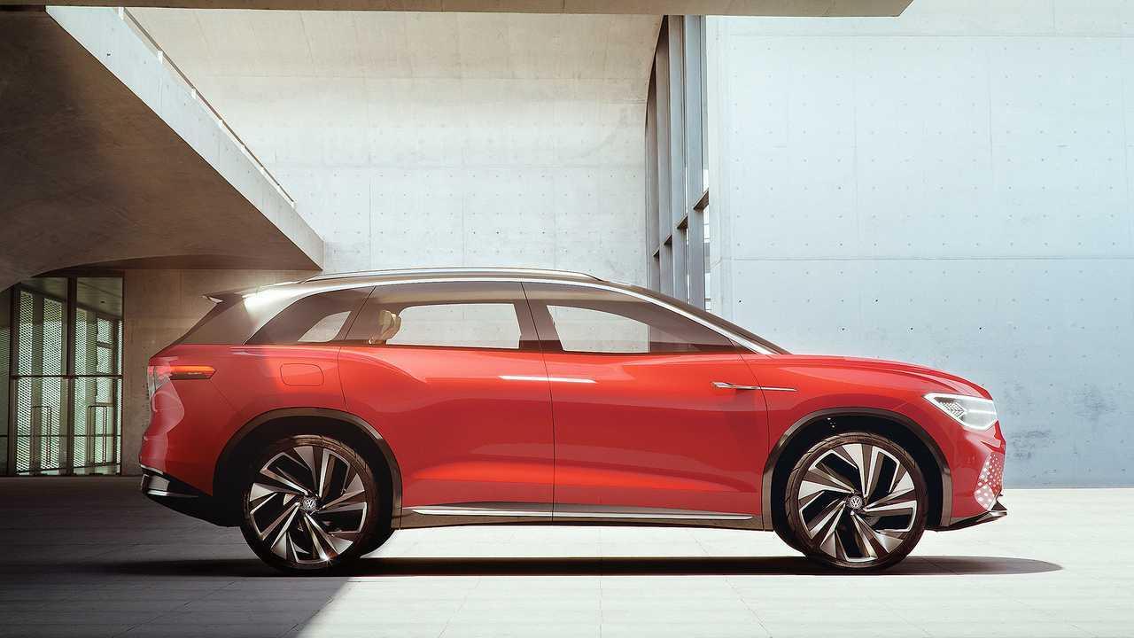 Die Elektro-Zukunft von VW: VW I.D. Roomzz