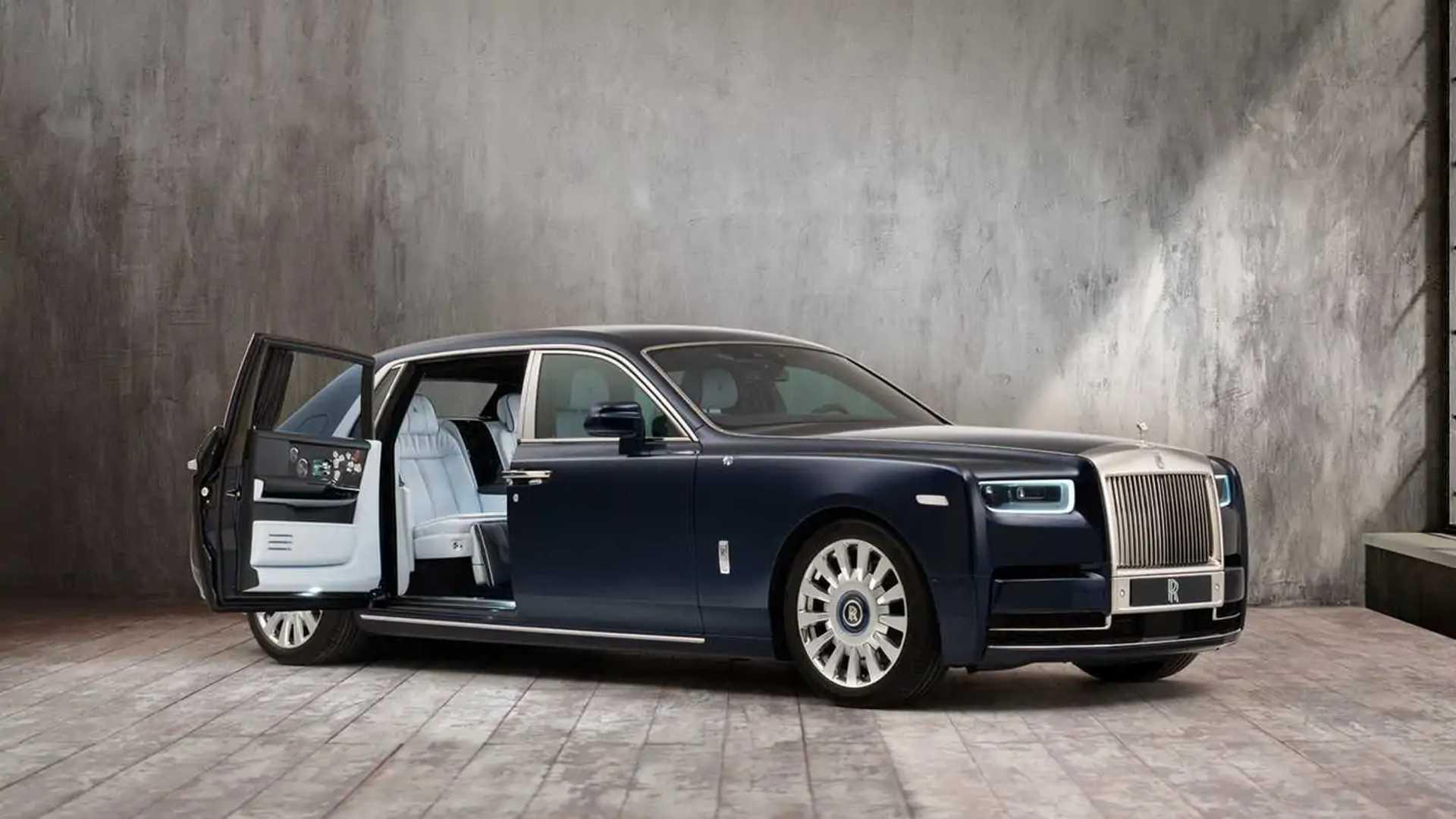 2020 Rolls Royce Phantoms Configurations