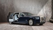 Rolls-Royce Rose Phantom