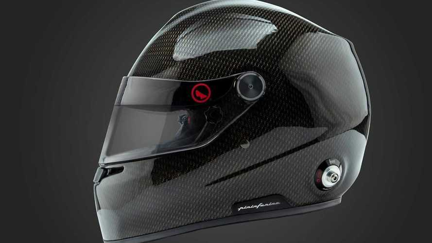 Pininfarina And Roux Design Water-Cooled Helmets