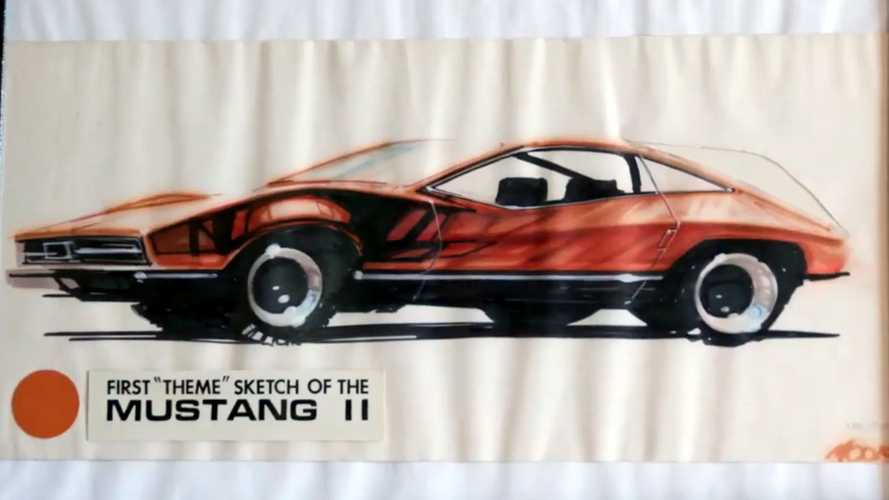 See What The Ford Mustang II Could Have Looked Like