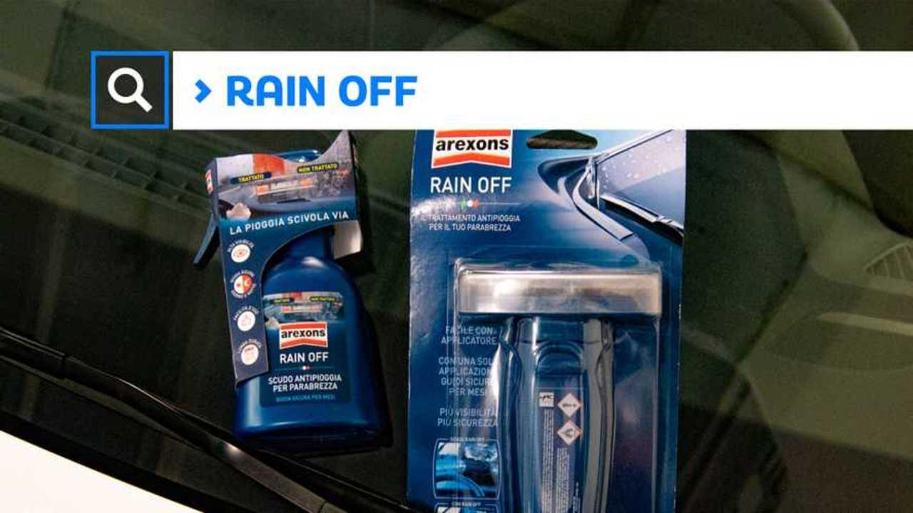 Guidare in sicurezza con la pioggia