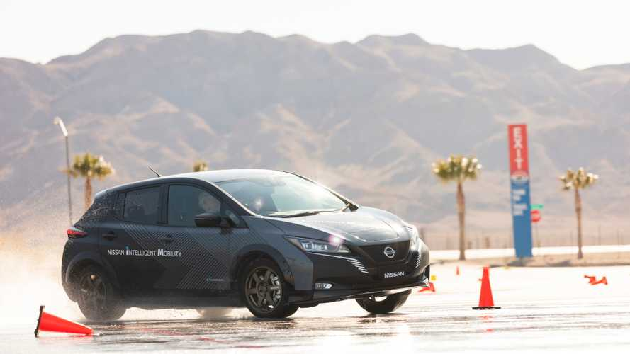 Nissan Details Its e-4ORCE All-Wheel Drive Tech, Explains How To Pronounce It