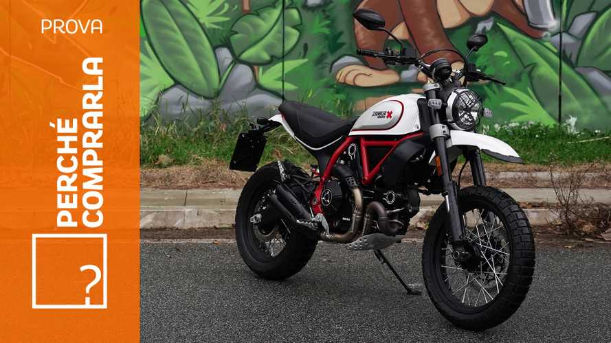 Ducati Scrambler Desert Sled | Perché comprarla... E perché no