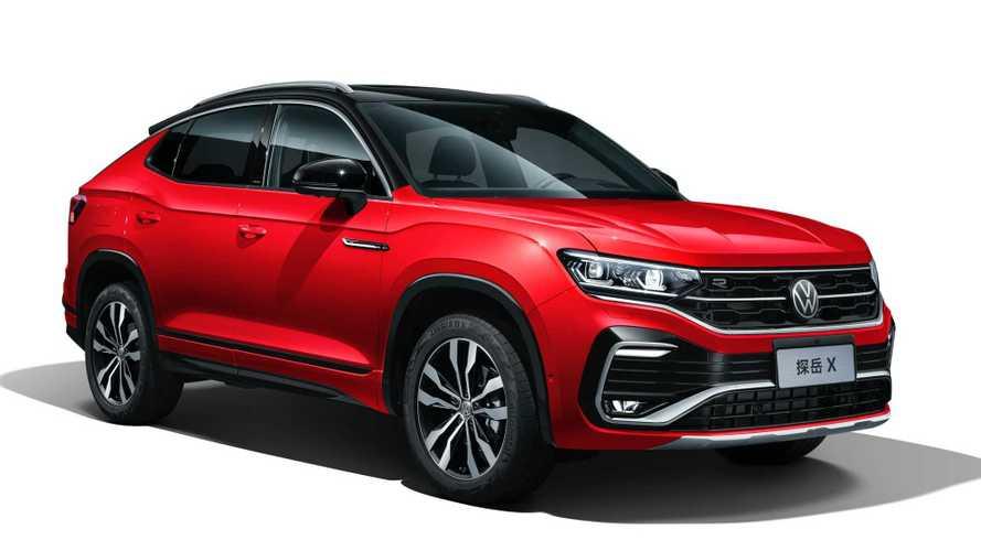 Volkswagen Tayron X 2020: irmão maior do Nivus é lançado na China