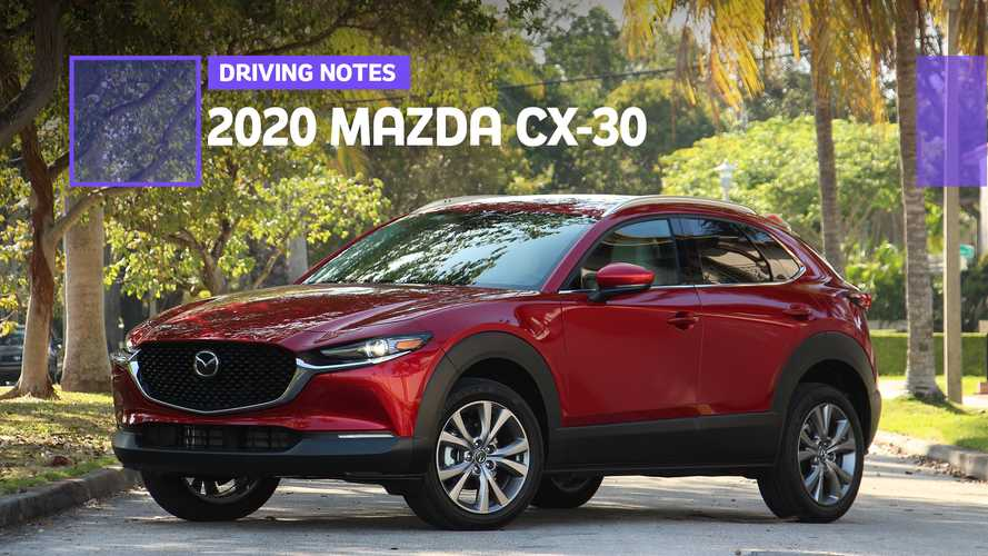 2020 Mazda CX-30 Driving Notes: The Hits Keep Coming