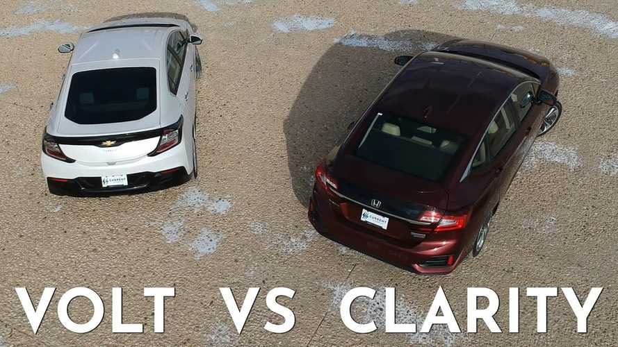 In The Market For An EV? Consider The Chevy Volt & Honda Clarity PHEV