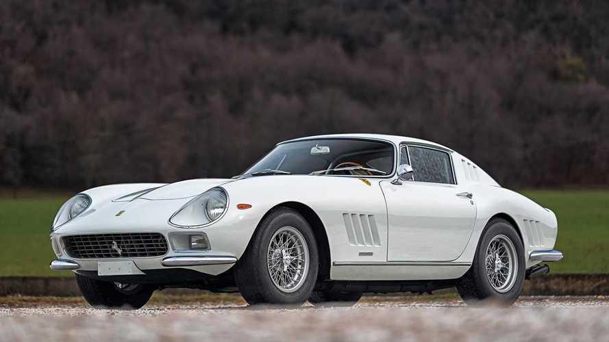 Este espectacular Ferrari 275 GTB 6C, de 1965, está a la venta