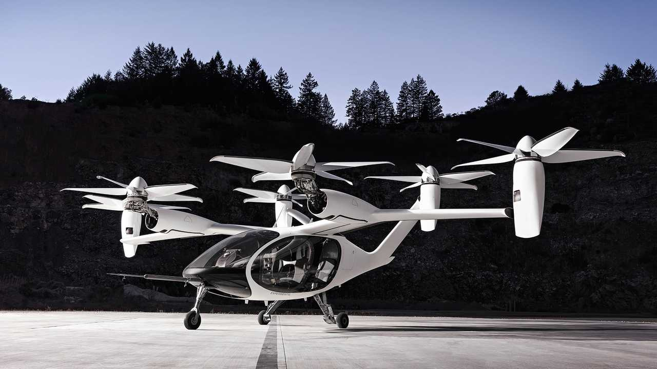Toyota guarda al cielo e si accorda con Joby Aviation