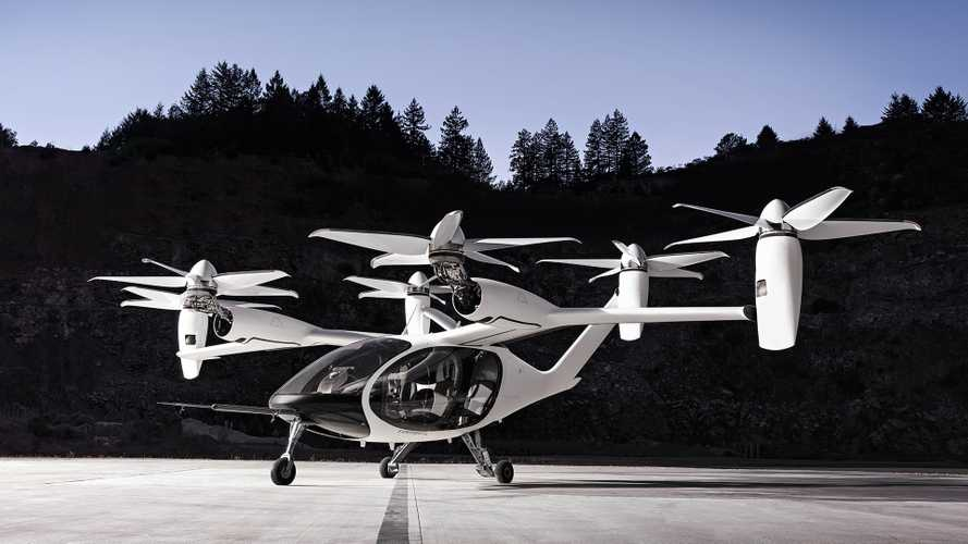 Toyota guarda al cielo e si accorda con Joby Aviation