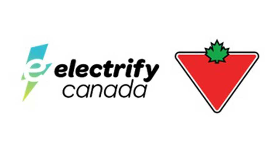 Electrify Canada, Canadian Tire To Install 90 DC Fast Charge Locations