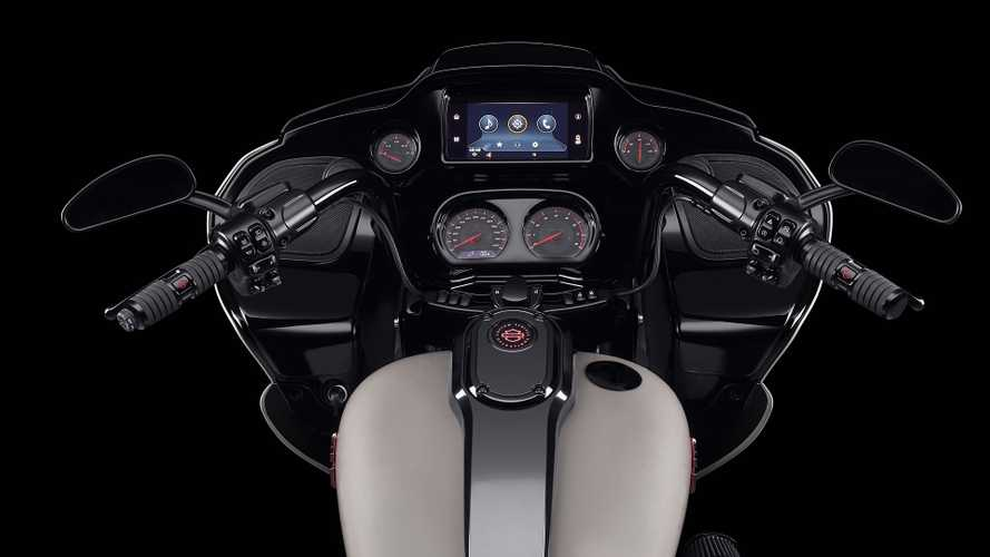 Harley-Davidson: Android Auto sulle nuove Touring