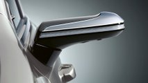 Lexus ES, gli specchietti retrovisori digitali