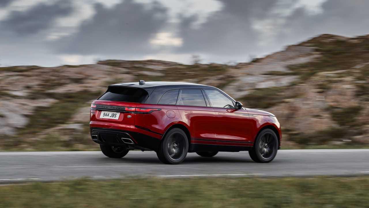 WCOTY 2018 - Land Rover Range Rover Velar