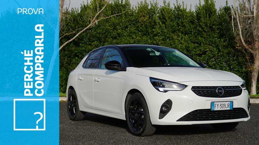 Opel Corsa, perché comprarla e perché no