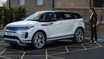 evoque discovery sport three cylinder phev