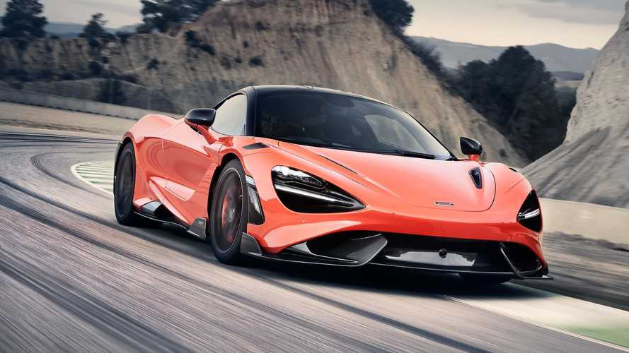 McLaren Must Win 'Weight Race' For Next-Gen Hybrid Supercars