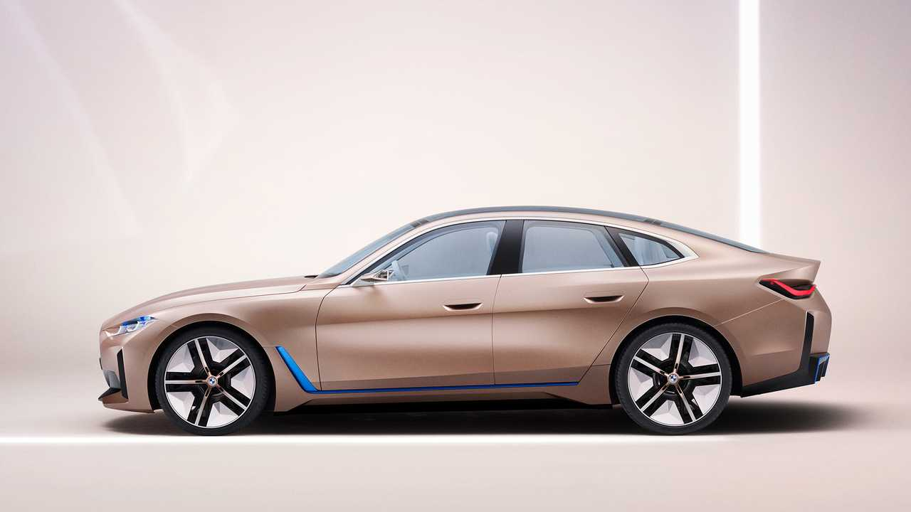 2020 Bmw Concept I4 Electric Gt Previews 2021 Production Model
