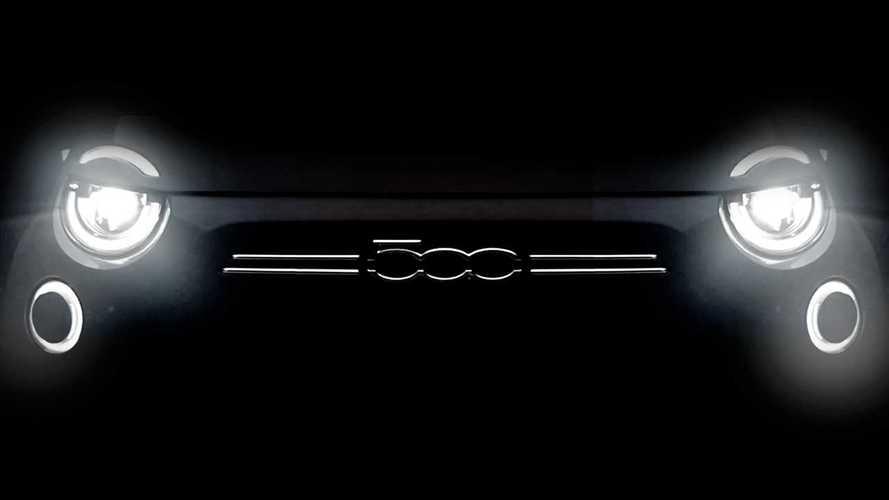 La nuova Fiat 500 elettrica si svela il 4 marzo
