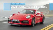 2021 porsche 911 turbo s coupe first drive