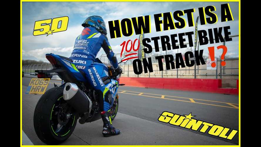 Here's How Fast A 2020 Suzuki GSX-R1000R Is At The Track