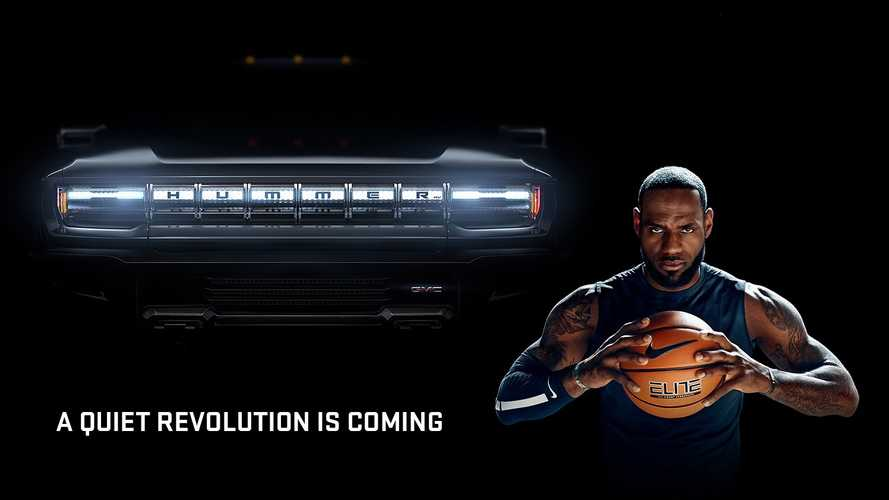 Watch The GMC Hummer EV Super Bowl Ad With LeBron James