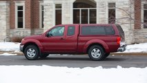 2007 Nissan Frontier With 1 Million Miles