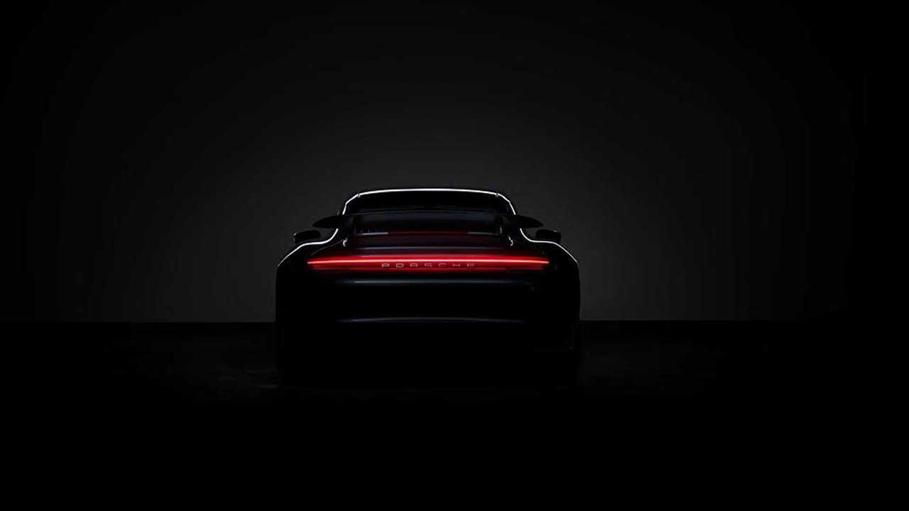 Porsche 911 Turbo S Teaser Promises Full Reveal Next Week - Motor1