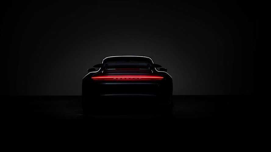 Porsche 911 Turbo S Teaser Promises Full Reveal Next Week