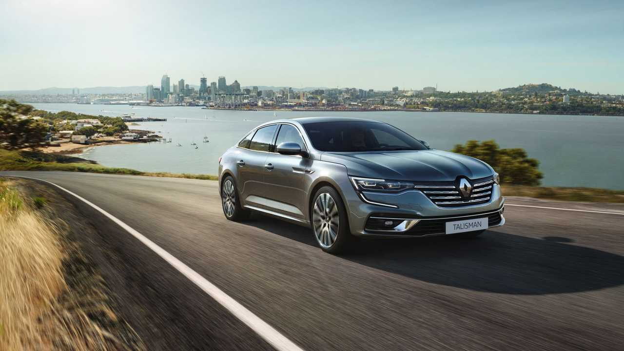 Renault Talisman 2020 (restyling)