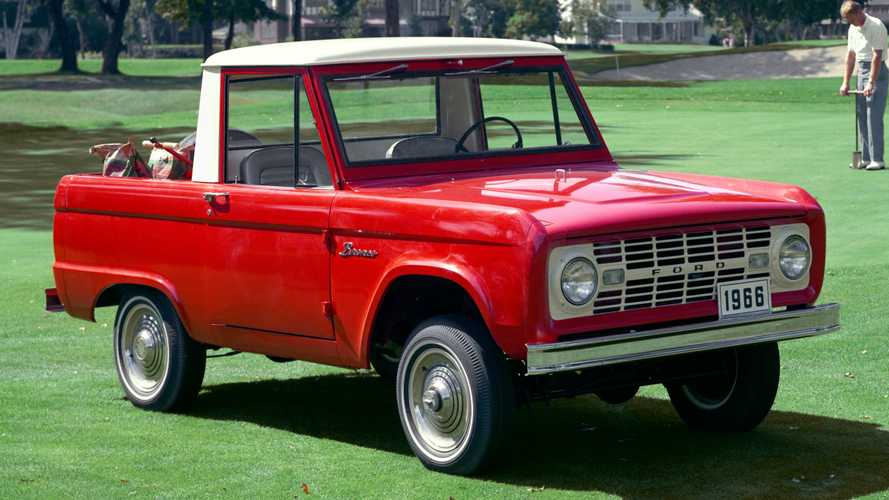Original Ford Bronco Was Tentatively Called The Ford Wrangler