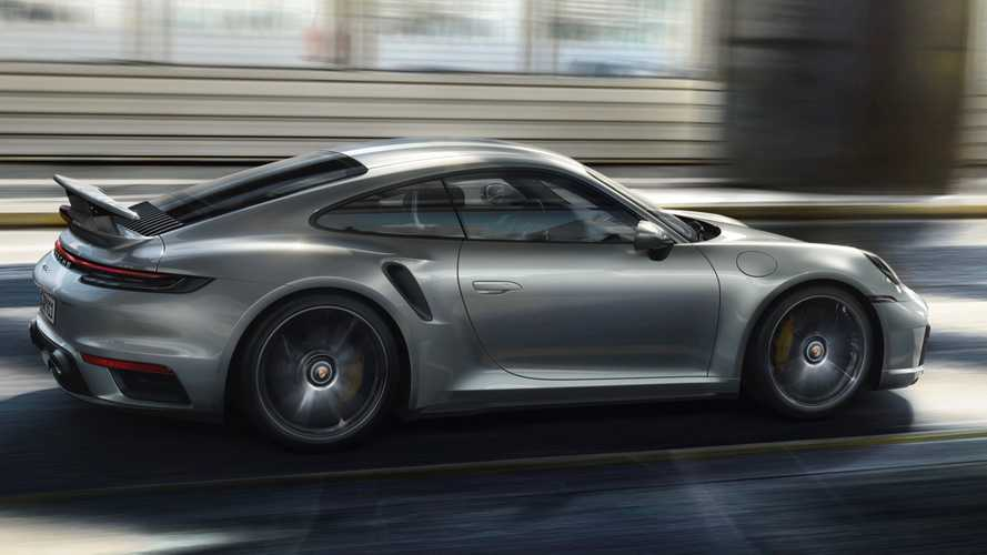 Porsche 911 Turbo S takes GT3 approach with lightweight package