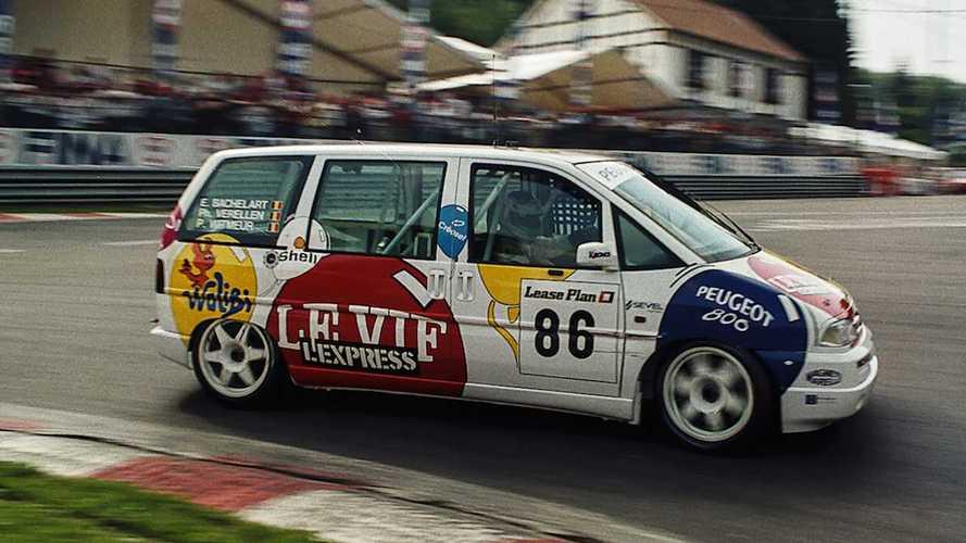 ¿Conoces la historia del Peugeot 806 de las 24 Horas de Spa?