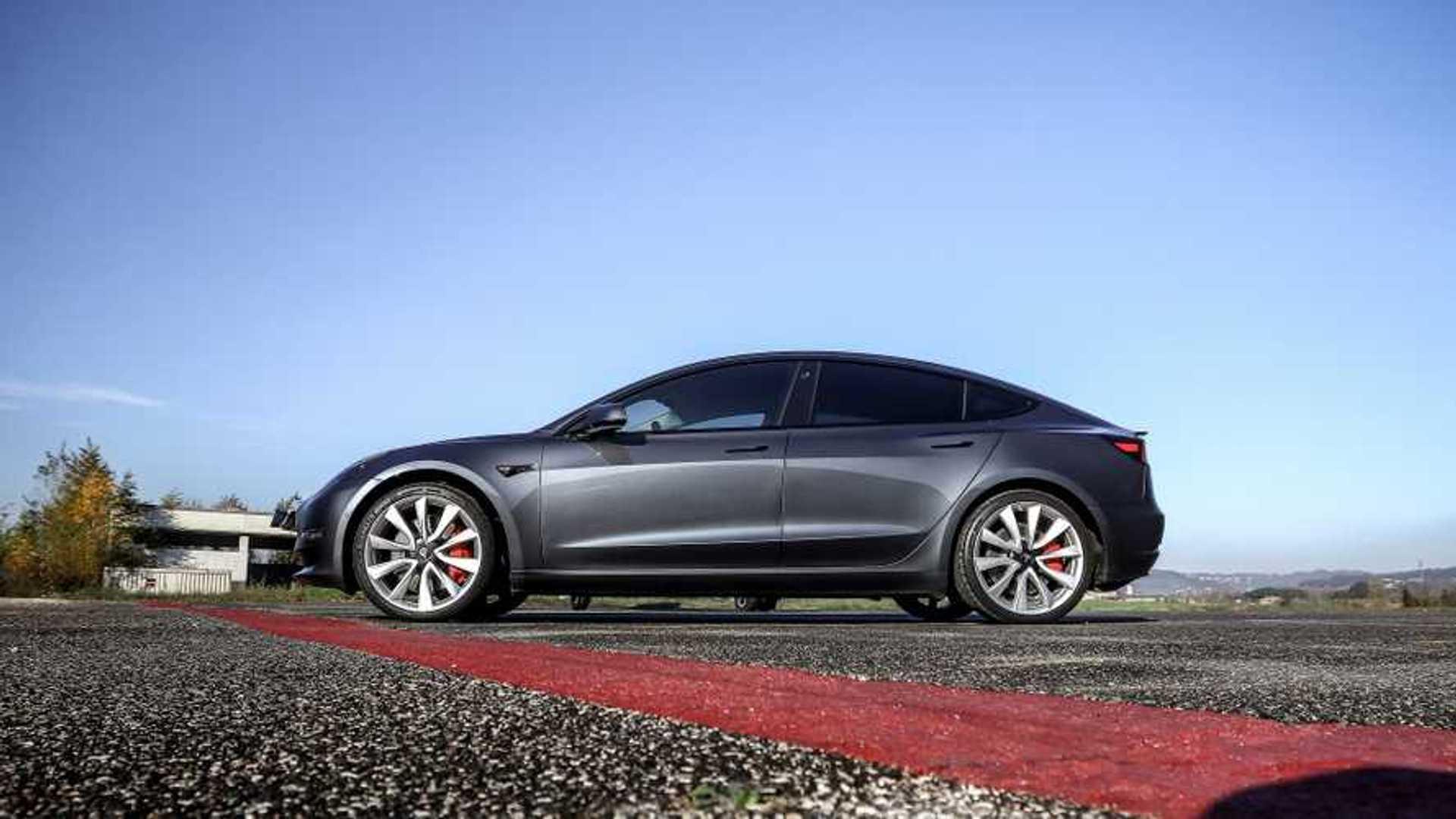 Chinese-Made Tesla Model 3 Orders Skyrocket: 10 Orders In ...