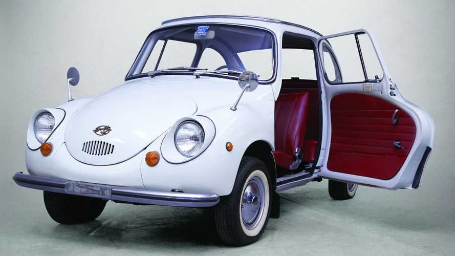 Check Out These Old Subaru 360 Commercials