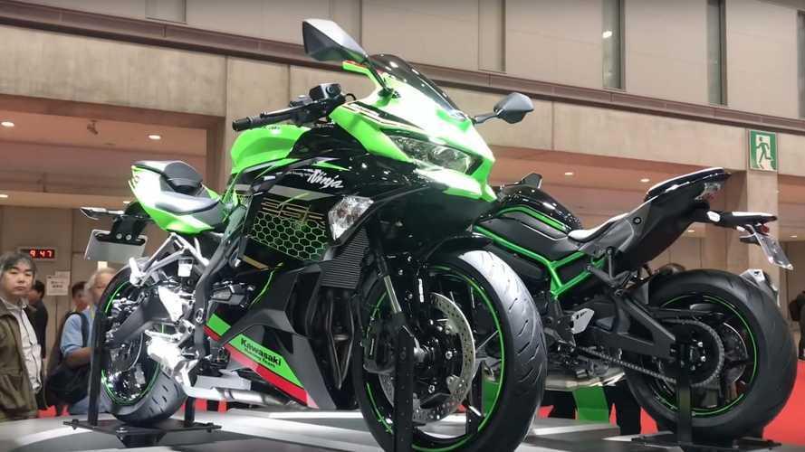 Kawasaki Ninja ZX-25R: ecco quanto costa (in Nuova Zelanda)
