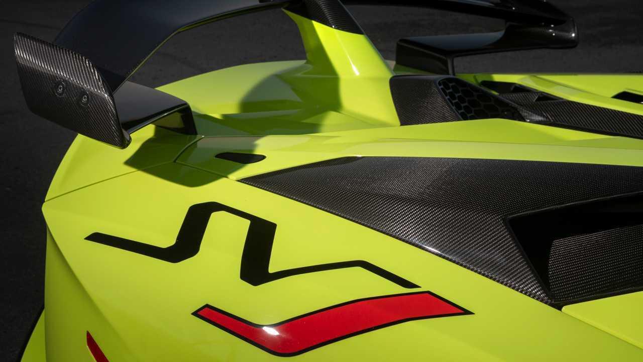 2020 Lamborghini Aventador SVJ Roadster: первая поездка