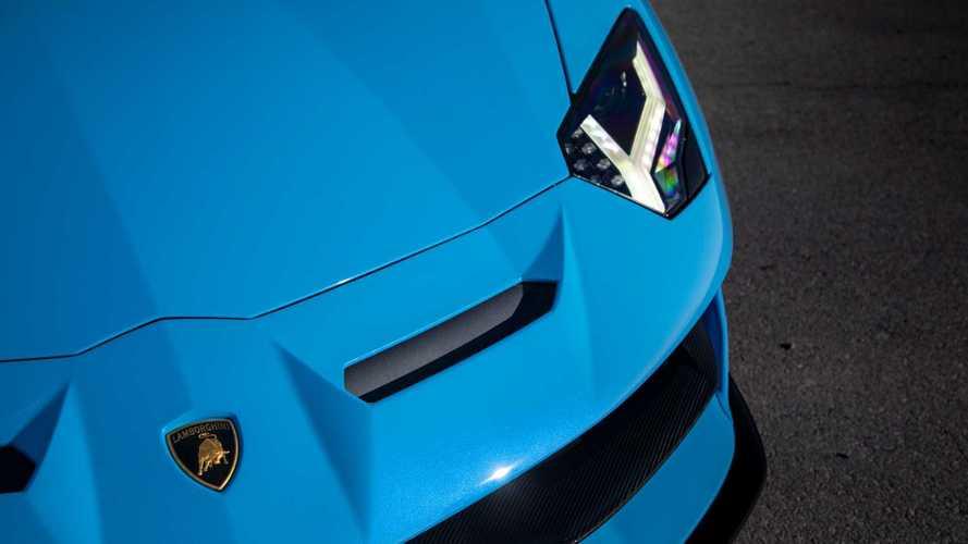 Malgré la crise, les ventes de Lamborghini sont restées solides en 2020