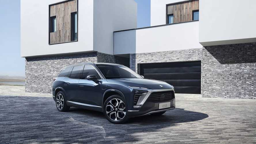 NIO EVs Have Now Driven Over 500 Million Miles
