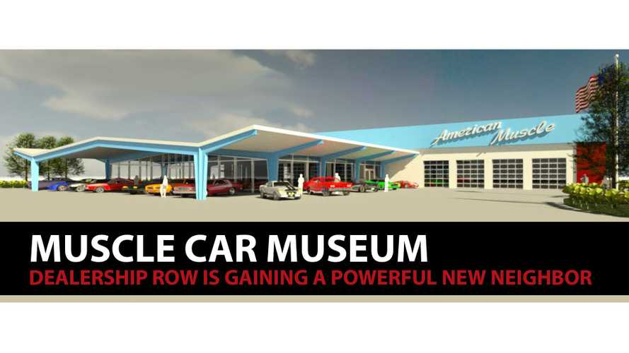 Michigan Auto Museum To Add $5M Muscle Car Exhibit