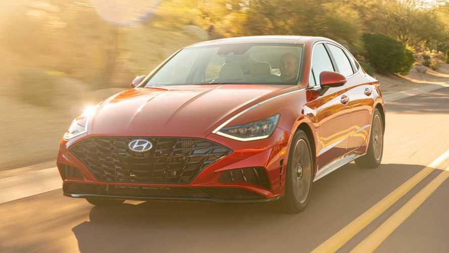 All-New 2020 Hyundai Sonata Offering $2,500 Incentive Already