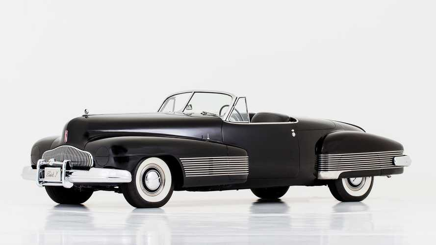 Historic Vehicle Association Lists Top 5 GM Vintage Concept Cars