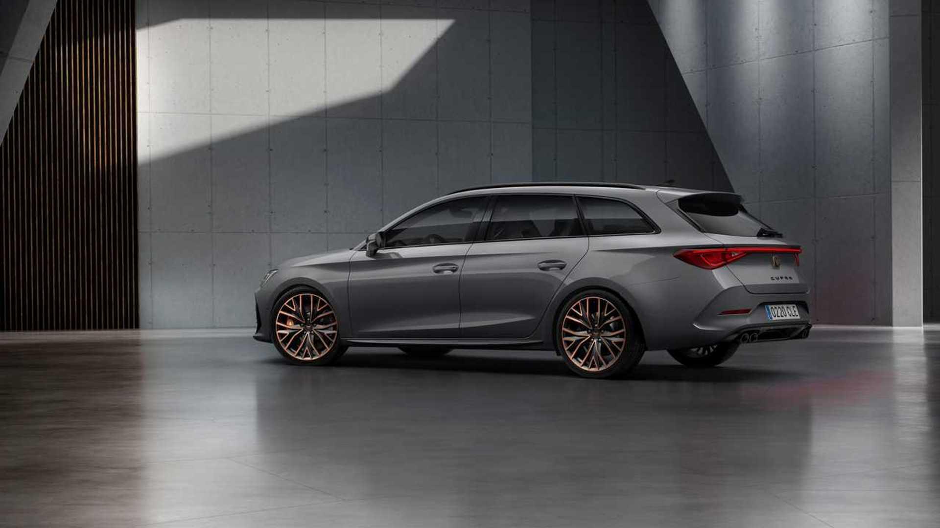2021 Cupra Leon Revealed: 306-HP AWD Wagon, PHEV Model, No ...