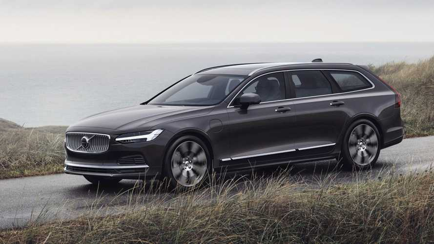 Volvo S90, V90, V90 Cross Country (2020)