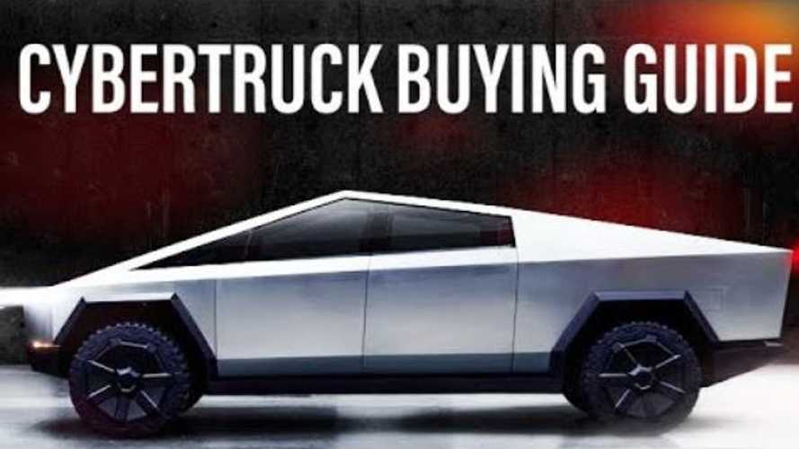 Tesla Cybertruck: Buying Guide Suggests Which Version Is Best
