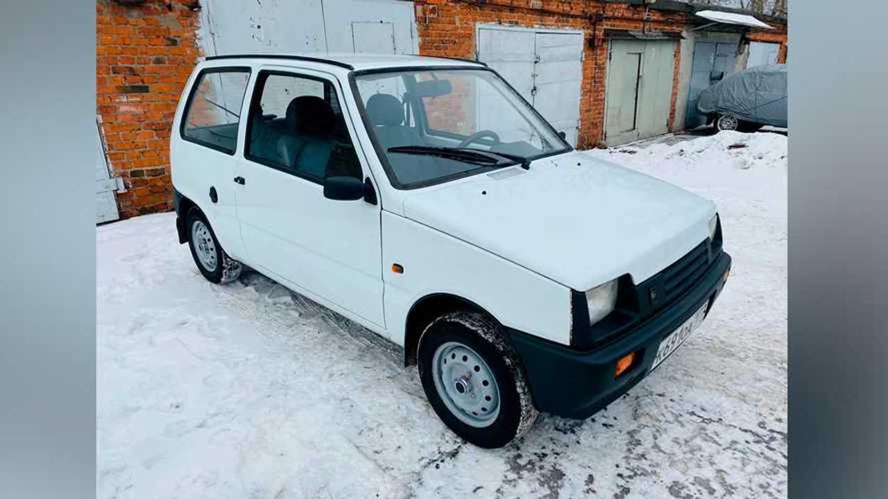 ВАЗ-11113 «Ока» 2006 года